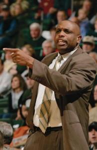 New head men's basketball coach Jayson Gee will focus on defense.