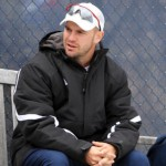 Casey Wharton is the new head coach of the women's tennis team.