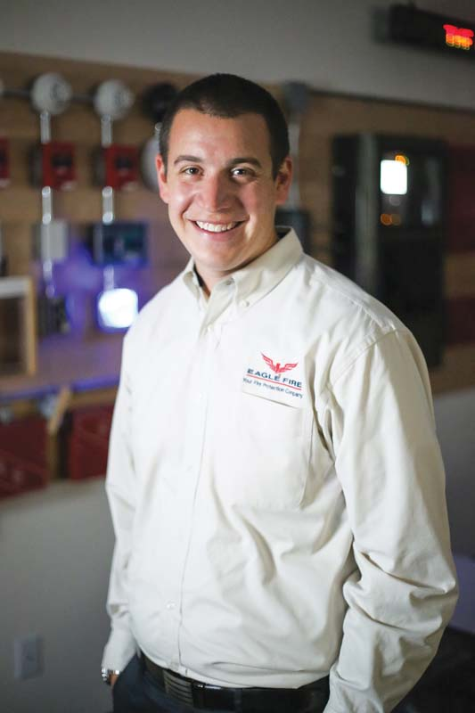 Cory Nichols '08, MBA '10
