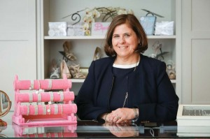 Caryn Beausoleil Kayton '79, M.S. '82,  owns one of the premier bridal shops in the region and is vice president  of the Farmville Downtown Partnership.
