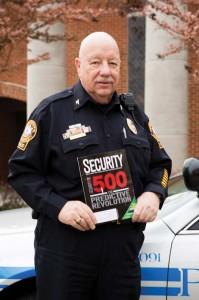 Longwood Police Chief Bob Beach