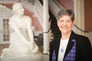 After 40 successful years, curtain to close on alumni director's Longwood career