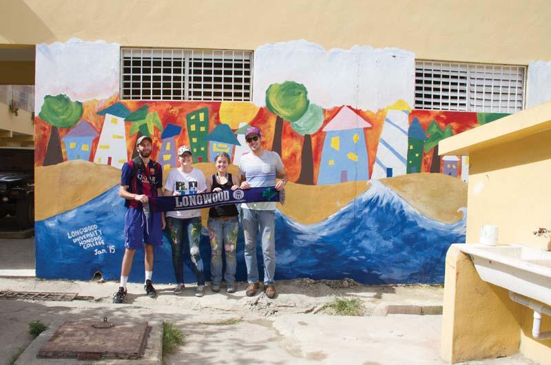 Scarf Photo - Dominican Republic