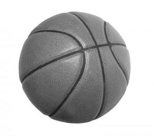 Basketball B&W