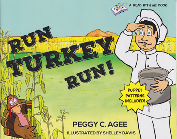 Run,Turkey, Run! by Dr. Peggy Agee '75, Longwood alumna and associate professor of communication sciences and disorders