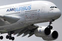 Airbus airplane