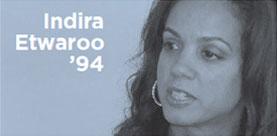 Dr. Indira Etwaroo '94