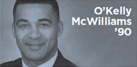 O'Kelly E. McWilliams III '90