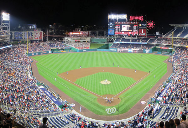 Nationals Park,Washington, D.C.