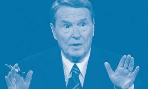 Jim Lehrer will appear on campus Sept. 8.