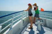 Summer program opens future teachers' eyes to environmental issues in the Chesapeake Bay