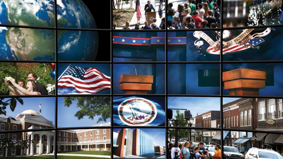 Turning Point With 2016 Vice Presidential Debate, Longwood moves onto the international stage