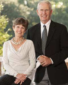 Joan '64 and Macon Brock