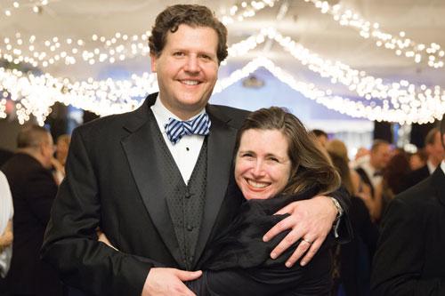 President & Mrs. Reveley at LCVA Gala 2016